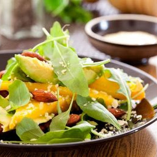 Orange & Sprout Salad