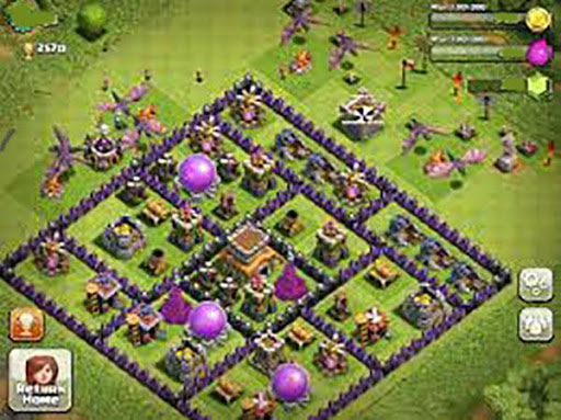 clash of clans hacked version download apkpure