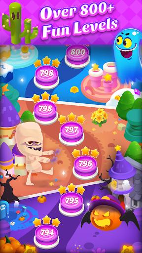 Jewel Witch -- Magical Blast Free Puzzle Game apktram screenshots 3