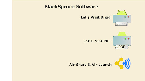 let s print droid apps on google play