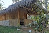 Sri. Lanka Kalpitiya Valampuri Resort. Another one of the coconut Cabanas