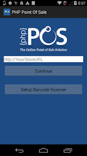 PHP Point Of Sale- screenshot thumbnail