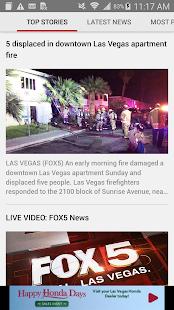 FOX5 Vegas - Las Vegas News - náhled
