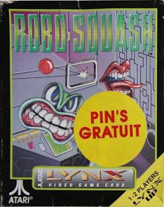 Robo-Squash - Atari Lynx   Atari Gamer