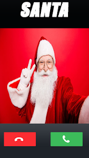 Santa Claus call video live pro - náhled