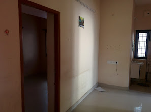 Photo: A spacious 2 Bedroom 2 BHK house is available for Rent in Valasaravakkam, Chennai. It has a covered area of 900 Sq-ft. The house has Vitrified flooring. The house has 24 Hours Available water supply and No/Rare Powercut. It also has 1 covered parking. The property is fantastically located and is much sought-after. The property is available at a very competitive monthly rent. This house is West facing house. It is semi furnished and has modular kitchen. There is a terrace available. The house has a well and also has a bore well. It is located just behind Mega Mart. The nearest school is La chatline  Contact  Bose 360 Chennai ( Realty) +91 9087009133 +91 44 4212 0133  http://360propertymanagement.in/?p=4750
