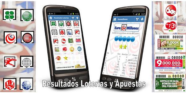 Resultados Loterias y Apuestas - Apps on Google Play