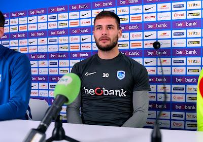 Officiel : Genk se sépare de Thomas Didillon, qui rentre à Anderlecht