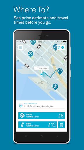 Reachnow Bmw Car Ride Sharing Service By Reachnow Llc Google