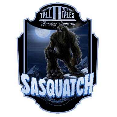 Logo of Tall Tales Sasquatch