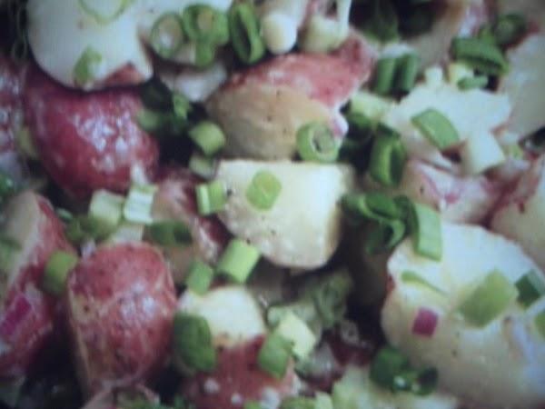 Clarence's Vegan Potato Salad Recipe