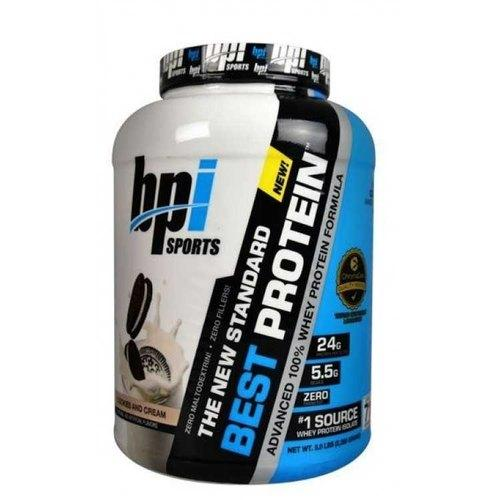 Cookies N Cream Bpi Sports Best Protein, 1.1 - 4 Kg, Rs 1999 /pack | ID:  20781533988