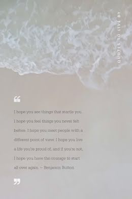 Quotes to Live By - Pinterest Pin item