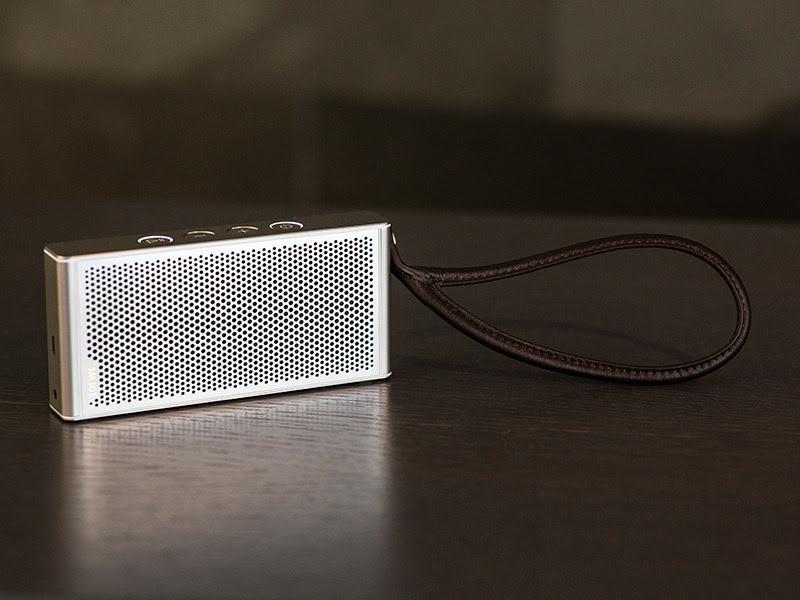 Altavoz bluetooth Loewe Klang M1 para calidad de sonido