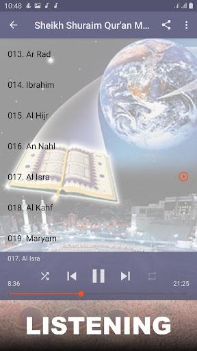 Shuraim Complete Quran Offline ss2