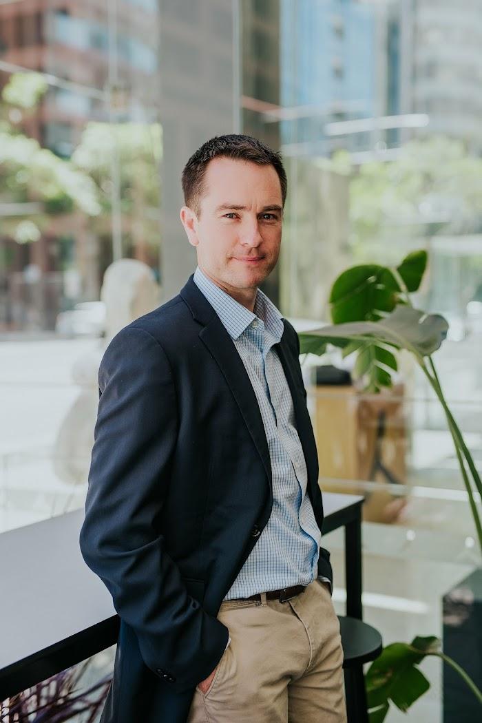 Daniel Milford, Managing Director, Chironix