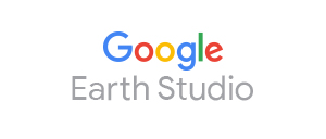 Google Earth Studio logo