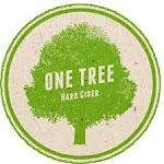 One Tree Hard Cider Lemon Basil Cider