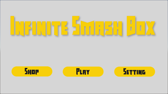 Infinite Smash - náhled
