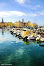 Photo: #TRAVEL  Trani, Italy: a beautiful town in Puglia, famous for its ancient architectural beauties.