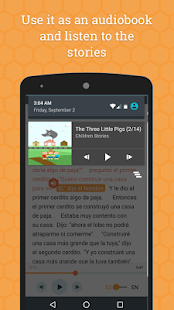 Beelinguapp: Learn Languages- screenshot thumbnail