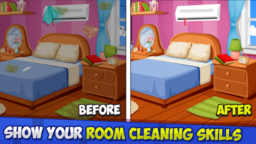 u00a0Animal Hotel Manager: Room Cleanup 1.6 screenshots 9