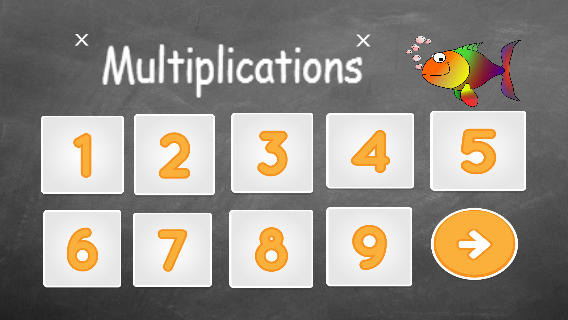 android learn multiplication Screenshot 0