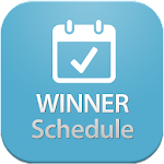 WINNER Schedule Icon