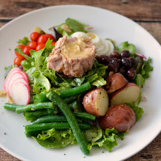 My Perfect Niçoise Salad