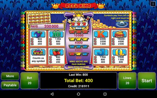 Reel Kingu2122 Slot  screenshots 14