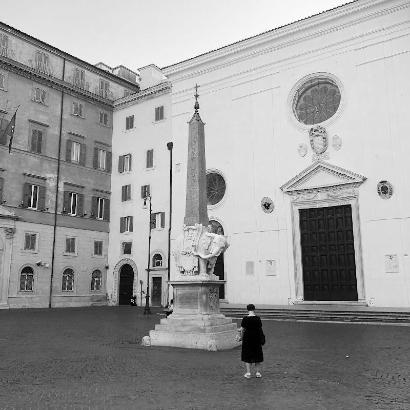 Piazza della Minerva di emanuela_dolci