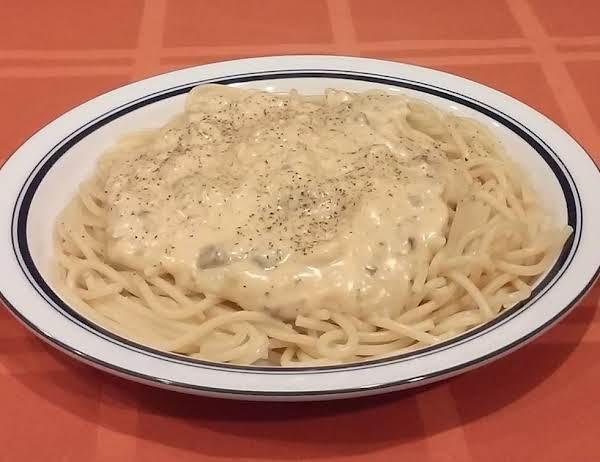 Stovetop - One Dish Turkey/chicken Tetrazzini Recipe