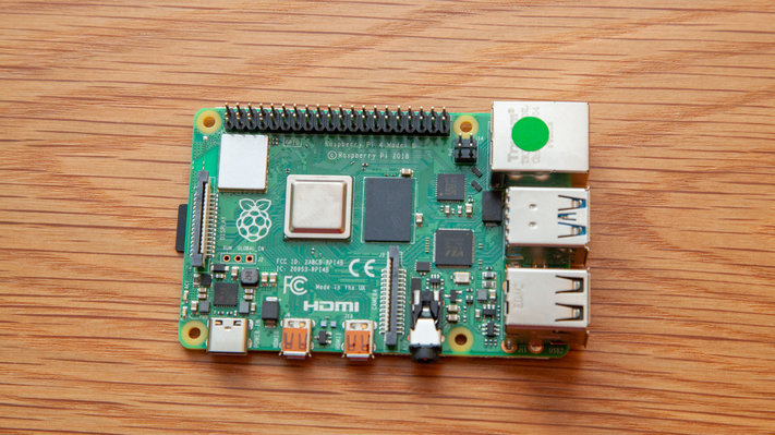 Raspberry Pi 4 Model B. (Credit: Tom's Hardware)