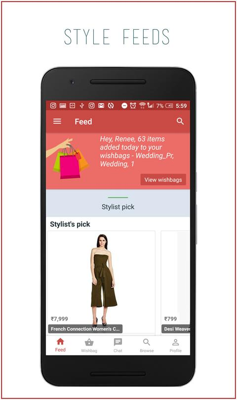 Fabulyst - Personal Stylist- screenshot