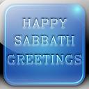 Happy Sabbath Greetings icon
