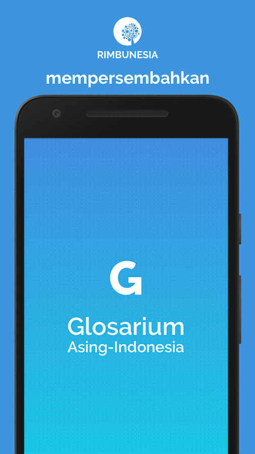 Glosarium Asing - Indonesia- screenshot