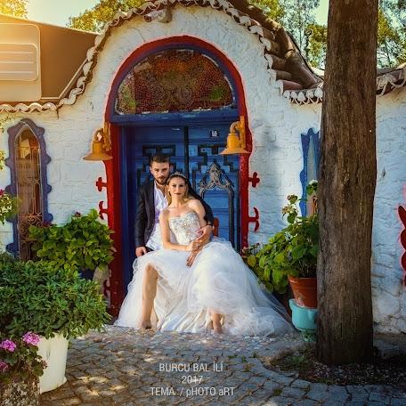 Wedding photographer Burcu Bal ili (burcubalili). Photo of 07.10.2017