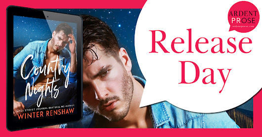 Release Blitz & Review - Country Nights by Winter Renshaw