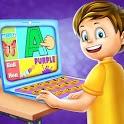 Learn & Play Kids Computer: Basic Education Fun icon