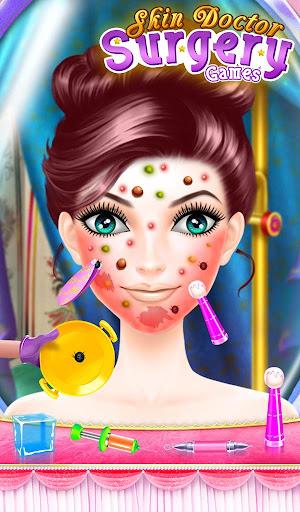 皮膚醫生手術遊戲
