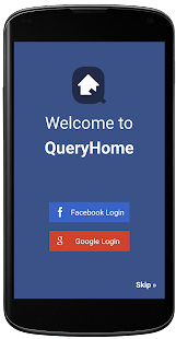 Question Answer App, QueryHome Q&A - náhled