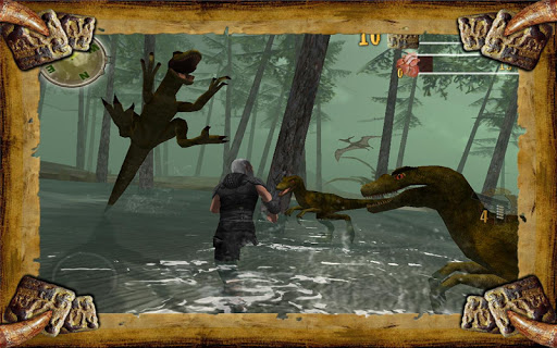 Dinosaur Assassin filehippodl screenshot 3