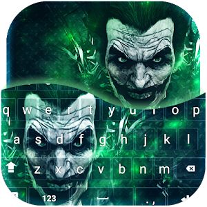 Joker Keyboard Theme