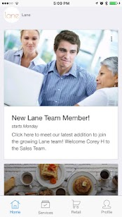 Lane - Smart Workplaces- screenshot thumbnail