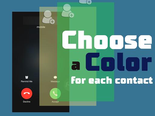 Caller Color ID