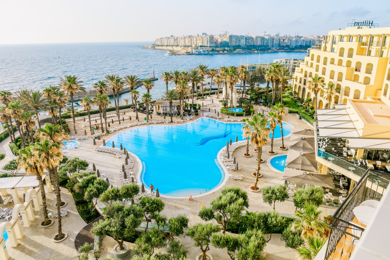 Hotel Chain Hilton: Property Management
