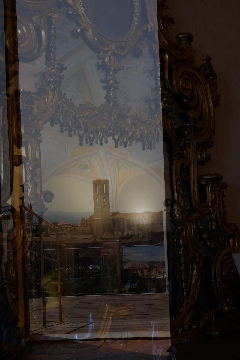 Specchiature su Perugia di Turiddu