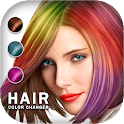 Easy Hair Color Changer icon