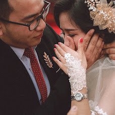 Wedding photographer Fukang Photographer (linguyet). Photo of 13.01.2017