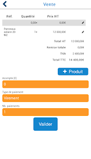 ACTIV RDV Gestion Commerciale- screenshot thumbnail